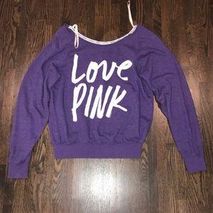 Victoria secret Pink loose Sweater
